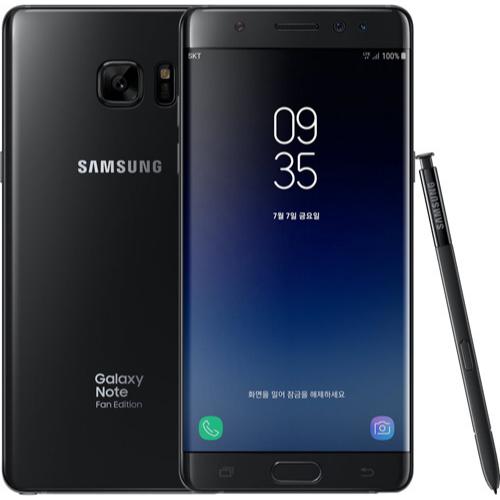 Samsung Galaxy Note Fan Edition Batarya Değişimi