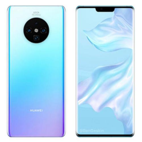 Huawei Mate 30 Pro (2019) Ekran Değişimi