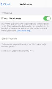 iPhone Sıfırlama, Fabrika Ayarlarına Geri Döndürme