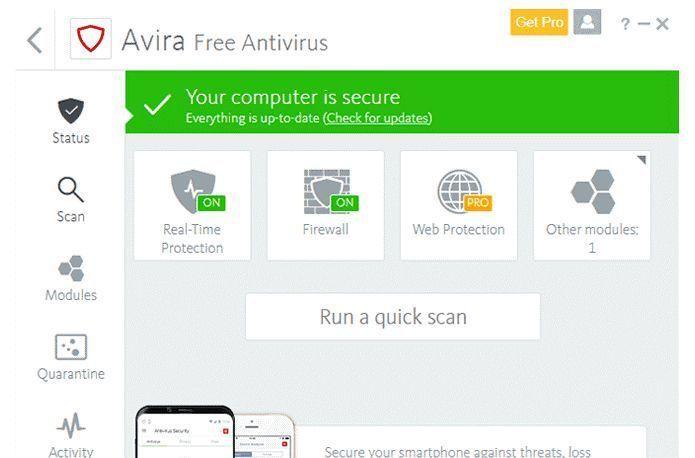 Bilgisayarlar İçin Ücretsiz En iyi Antivirus Programları