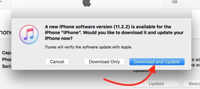 iPhone Update Edememe Sorunu Nasıl Çözülür