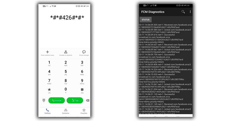 Samsung Test Kodu